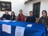 San Javier acoge la 'Convivencia Guitarrera 17' con exposición de luthería, charla y un concierto del dúo 'Castañera-Soría'
