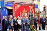 Los cofrades de Alcantarilla llevan a cabo el Homenaje al Nazareno 2018