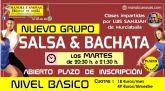 Salsa y bachata, nuevo curso en la escuela de danza Manoli Cánovas