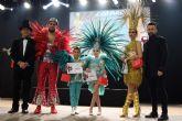 Mazarrón disfruta de la elección de los Musos y Musas del Carnaval a ritmo de baile y colorido