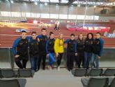 Pablo Díaz Bronce en el Nacional Sub23 y 8 titulos regionales para el UCAM Atletismo Cartagena
