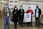 Ayuntamiento y Aguas de Jumilla presentan el Proyecto Glubs