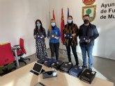 El Ayuntamiento de Fuente Álamo entrega 30 tablets al Colegio de Educación infantil y Primaria José Antonio