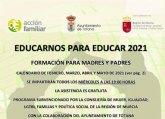 El Servicio Municipal de Prevención de Drogodependencias pone en marcha la segunda edición de la Escuela de Padres on line