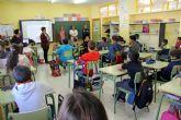 El Ayuntamiento pone en marcha una campaña para prevenir el absentismo escolar en los colegios y en el Instituto Rambla de Nogalte