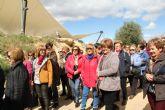 Mujeres de Puerto Lumbreras, Yecla y Fortuna celebran una jornada de convivencia