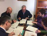 El alcalde realiza la firma definitiva para la nueva línea de crédito del ICO de 1.717.000€