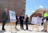 La Comunidad renueva el Parque del Esperanto de San Javier con el Plan de Obras y Servicios