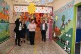"""Autoridades municipales asisten a la jornada """"Celebración del aprendizaje"""" en el Colegio """"La Milagrosa"""""""