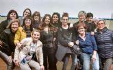 Un grupo de mujeres participa en la actividad 'La magia de tus sueños'
