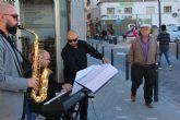 La campaña Sal de Compras llena de música y animación el centro urbano de San Pedro del Pinatar
