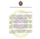 Se suspendes todos los actos previstos para esta Semana Santa 2020 de Molina de Segura