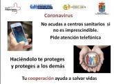 Molina de Segura suspende todos los mercados semanales en barrios y pedanías para evitar la propagación del COVID-19
