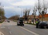 Policía Local de San Javier impone 25 multas por no respetar el estado de alarma