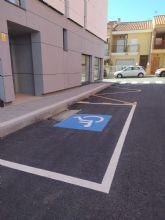 Se acomete la remodelación y mejora de las calles adyacentes a Camino Real y Avenida de Astudillo en Puerto Lumbreras