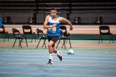 Cuarto puesto para el atleta del Club Atletismo Alhama, Achraf Hassouni, en el nacional sub18