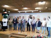 Las candidatas a reinas y la Bruja de las Fiestas de Alcantarilla visitaron San Javier