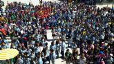 El movimiento scout inunda San Javier este fin de semana con la celebración del FestiJorge 2016