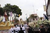 La alegría y el júbilo del Domingo de Resurrección cierran la Semana Santa Pinatarense