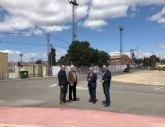 Abanilla recibe más de 117.000 euros del Plan de Obras y Servicios del pasado año para mejorar infraestructuras públicas