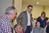 Más de medio centenar de militantes y simpatizantes del PSOE de Campos del Río se reúnen en la cena de la agrupación local