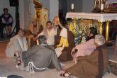 Representación de la Pasión y el camino a la Cruz en el Lunes Santo de San Pedro del Pinatar