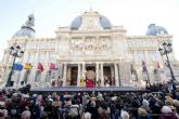 El Lavatorio de Pilatos volverá a representarse ante el Palacio Consistorial