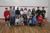 Adrián Gracia alcanza la tercera posición en el campeonato de España sub17 de squash