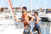 Luis Santos y Amelia Ayuso conquistan el XI Triatlón Sprint Marina de Las Salinas
