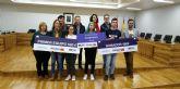 Alumnos del IES Luis Manzanares de Torre Pacheco ganan el título de 'Mejores empresarios virtuales de España'
