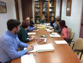 La Junta de Gobierno Local de Molina de Segura inicia la contratación del servicio de gestión de actividades de la Biblioteca Salvador García Aguilar