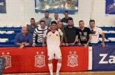 El CFS Capuchinos da la enhorabuena a su jugador Moisés García por la reciente convocatoria de la Selección Murciana