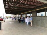 Los Alcaldes del Área Sanitaria VIII Mar Menor se suman al aplauso a los sanitarios del Hospital Los Arcos
