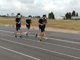 La Escuela de Atletismo de Torre Pacheco cuenta actualmente con 70 alumnos