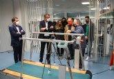El alcalde y el director general de ADO visitan el Centro de Marcha con el compromiso de relanzar las instalaciones