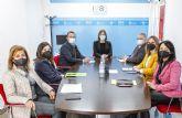 Isabel Franco preside el primer Consejo de  Dirección del IMAS con su nuevo gerente