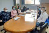 Reunión de la Comisión Regional de Protección del Menor