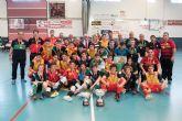 Cataluña vence en la final del Nacional Infantil de Fútbol Sala disputado en Mazarrón