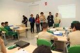 El SEF facilita la inserción laboral de casi una treintena de personas en Puerto Lumbreras
