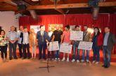 El pintor valenciano Gonzalo Romero ganó el V Certamen de Pintura al Aire Libre Villa de San Javier celebrado en la AGA