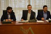 Francisco Jódar: Urralburu utiliza la comisión del auditorio de Puerto Lumbreras para sus intereses político-judiciales
