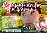 Se abre el plazo para participar en los Campamentos de Verano en Sierra Espuña 2017