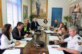 La Junta Local de Seguridad se reunió en Alcantarilla