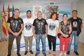 El Club Moteros Ciudad de Águilas celebra su primer aniversario con una concentración de aficionados a las dos ruedas