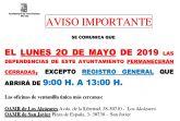 El Ayuntamiento de Torre Pacheco celebra el próximo lunes 20 la festividad de Santa Rita