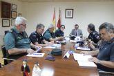 La Delegación del Gobierno reforzará la vigilancia en zonas rurales de Yecla para prevenir la comisión de delitos