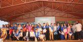 Los alumnos de Bachillerato del IES Rambla de Nogalte se gradúan