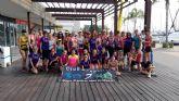 Mas de 50 mujeres participan en la III Quedada Running Girls 2016