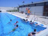 Mañana 17 de junio comienza la temporada de las piscinas en el Complejo Deportivo Guadalentín