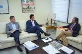 Fomento licitará en agosto la mejora de las comunicaciones en la rotonda de Pozo Aledo de San Javier